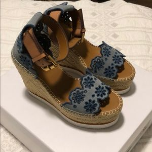 See by Chloé Wedges Size 35